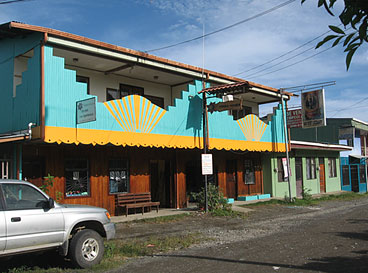 puerto jimenez-apartments